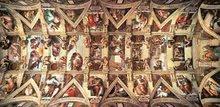 Puzzle Sixtínska kaplnka Educa 18 000 dielov od 15 rokov