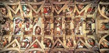 Puzzle Sixtinská kaple Educa 18 000 dílů od 15 let