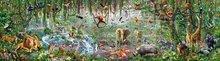 Puzzle Genuine Wildlife Educa 33 600 dielov od 11 rokov