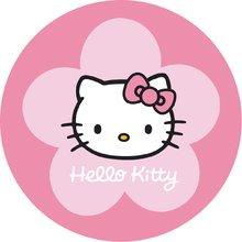 Staré položky - Obojstranná tabuľa Hello Kitty 2v1 Smoby s 18 doplnkami ružovo-modrá_6