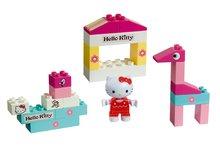 Stavebnice BIG-Bloxx ako lego - Stavebnica v dóze PlayBIG BIG Hello Kitty 73 kusov od 18 mes_0