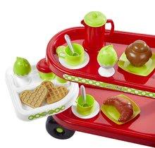 Obchody pre deti sety - Set obchod Supermarket Smoby s elektronickou pokladňou a servírovací vozík_6