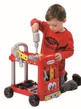 Staré položky - Pracovní dílna Mecanique Tool Set Trolley Écoiffier na vozíku s 31 doplňky od 24 měsíců_0