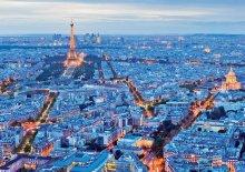 Puzzle 1000 dielne - Puzzle Genuine Paris Lights Educa 1000 dielov od 12 rokov_0