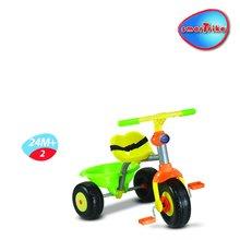 Trojkolky od 15 mesiacov - Trojkolka My First Trike smarTrike zeleno-žltá od 15 mes_1