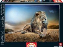 Puzzle 1000 dielne - Puzzle Genuine His Majesty Educa 1000 dielov od 12 rokov_1