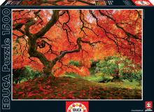 Puzzle 1500 dielne - Puzzle Genuine Japonská záhrada Educa 1500 dielov_1