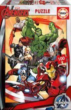 Puzzle pre deti Avengers Educa 100 dielov od 5 rokov