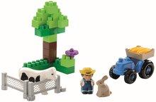 Stavebnice Abrick - Stavebnica Abrick - farma s traktorom Écoiffier 27 dielov od 18 mes_0