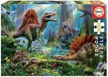 Puzzle Dinosaurus Educa 300 dielov od 8 rokov