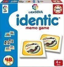 Pexeso memóriajáték LigaBBVA Educa 48 részes EDU16385