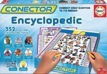 Társasjáték Conector Encyclopedic Educa 352 kérdés angol nyelven 6 évtől