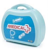 SMOBY 24622 Lekársky kufrík modrý 26*23*