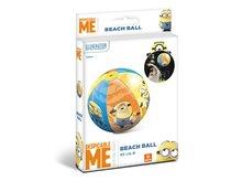 Nafukovacie lopty - Nafukovacia lopta na pláž Mimoni Mondo 50 cm od 10 mes_0