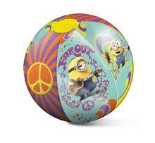 Nafukovacie lopty - Nafukovacia lopta na pláž Mimoni Mondo 50 cm od 10 mes_1