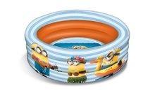 Nafukovací bazén pre deti Mimoni Mondo trojkomorový 100 cm od 10 mesiacov