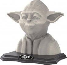 Puzzle 3D Sculpture Csillagok háborúja Yoda Educa 160 db 6 éves kortól