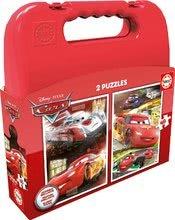 EDUCA 16512 puzzles Cases - CARS  2x48 dielikov od 3 rokov