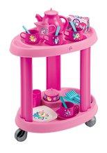 Servírovací vozík My Little Pony Ecoiffier s čajovou súpravou ružovy od 18 mesiacov 37*25*36 cm ECO1652