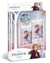 Nafukovacie rukávniky a vesty - Dievčenské nafukovacie rukávniky na plávanie Frozen Mondo od 3 rokov_0