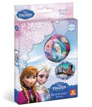 Nafukovacie lopty - Nafukovacia lopta Frozen Mondo 50 cm od 10 mes_2