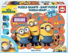 Dětské puzzle Mimoni Educa 250 dílů od 8 let