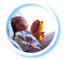 Hračky nad postieľku - Bábika Tulip Kvetinka Cotoons Smoby pre kojencov Smoby pre kojencov žltá_3