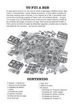 Cudzojazyčné spoločenské hry - Spoločenská hra Yo Fui a EGB Borras Educa španielsky od 12 rokov_2
