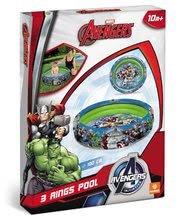 Dječji bazeni - Bazen na napuhavanje Avengers Mondo s tri prstena 100 cm od 18 mjes_1