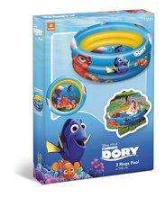 Detské bazéniky - Nafukovací bazén Hľadá sa Dory Mondo trojkomorový 100 cm od 10 mes_1