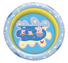 Detské bazéniky - Peppa Pig nafukovací bazén Mondo trojkomorový 100 cm od 10 mes_0
