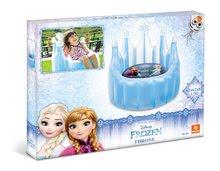 Nafukovačky - Nafukovacie kreslo Frozen Mondo kráľovský trón_0