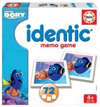 Joc de memorie Pexeso Identic În căutarea lui Dory Educa de la 4 ani