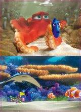 Drevené Disney puzzle - Drevené puzzle Hľadá sa Dory Educa 2x50 dielov od 5 rokov_0
