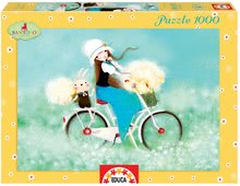 Puzzle Kori Kumi, Summertime Santoro Educa 1000 delčkov od 12 leta