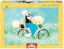 Puzzle Kori Kumi Summertime, Santoro Educa 1000 db 12 évtől