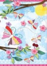 Puzzle 500 dielne - Puzzle Scrap Garden Art Educa 500 dielov + ozdoby na nalepenie od 11 rokov_0