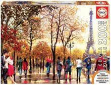 EDUCA 16745 puzzle Genuine XXL Eiffel Tower 300 dielikov od 12 rokov