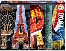 Puzzle City collages, Paris Educa 1000 db 12 évtől