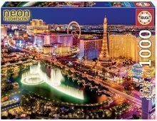 Puzzle Neon Series, Neon Las Vegas Educa 1000 db 12 évtől