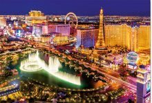 Puzzle 1000 dielne - Puzzle Neon Series, Neon Las Vegas Educa 1000 dielov od 12 rokov_0