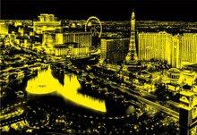 Puzzle 1000 dielne - Puzzle Neon Series, Neon Las Vegas Educa 1000 dielov od 12 rokov_1