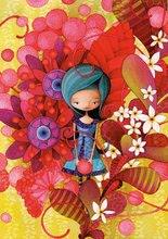 Puzzle 1000 dielne - Puzzle Blue Lady, Ketto Educa 1000 dielov od 12 rokov_0