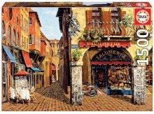 Puzzle Genuine Culorile Italiei-Salumeria, Viktor Shvaiko Educa 1500 de piese