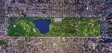 Panorama puzzle - Puzzle Panorama Central Park, New York Educa 3000 dielov od 15 rokov_0