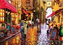 Puzzle Genuine Cafe street Educa 8000 dílů od 15 let