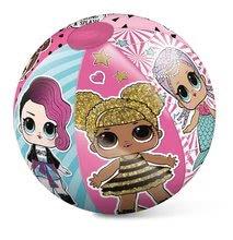 Napihljiva žoga za na plažo LOL Suprise Mondo 50 cm od 10 mes