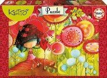 Dětské puzzle Ketto Educa 200 dílů od 6 let