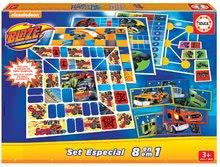 Társasjáték Blaze 8in1 Special set Educa angol nyelven
