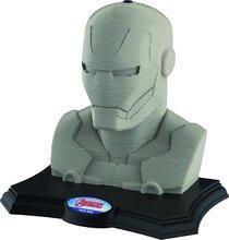 Puzzle 3D Sculpture Marvel Avengers Iron Man Educa 160 db 6 éves kortól